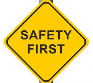 safety first sign - medical record errors