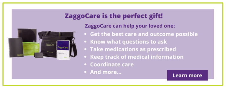 ZaggoCare is the perfect gift for anyone dealing with an illness or injury